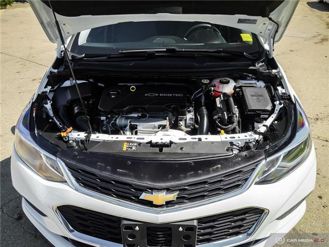 2018 Chevrolet Cruze LT Auto (Stk: WE352) in Edmonton - Image 8 of 27