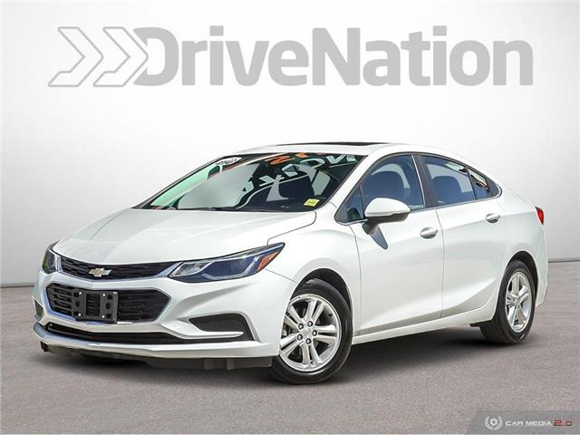 2018 Chevrolet Cruze LT Auto (Stk: WE351) in Edmonton - Image 1 of 27