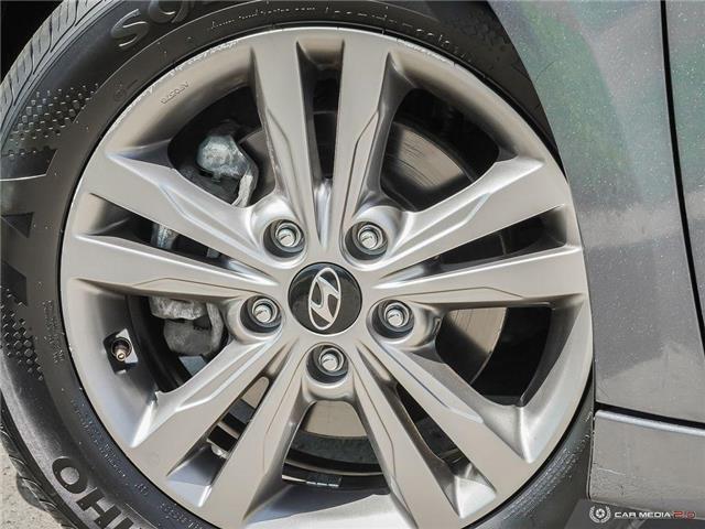 2017 Hyundai Elantra GL (Stk: WE343) in Edmonton - Image 6 of 27