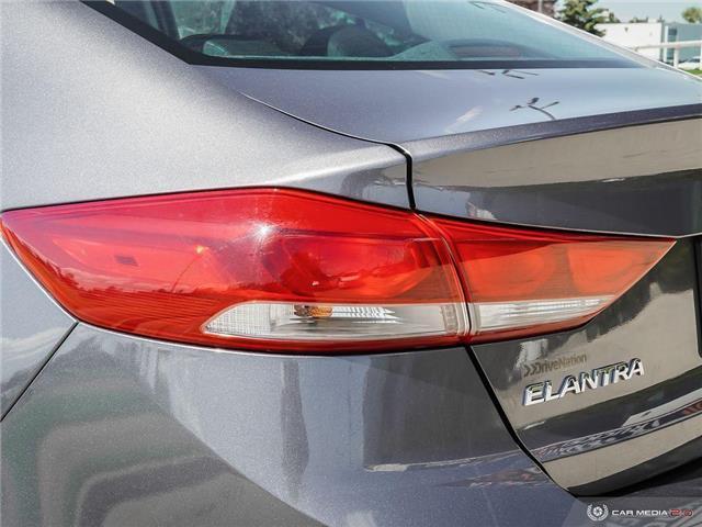 2017 Hyundai Elantra GL (Stk: WE343) in Edmonton - Image 12 of 27