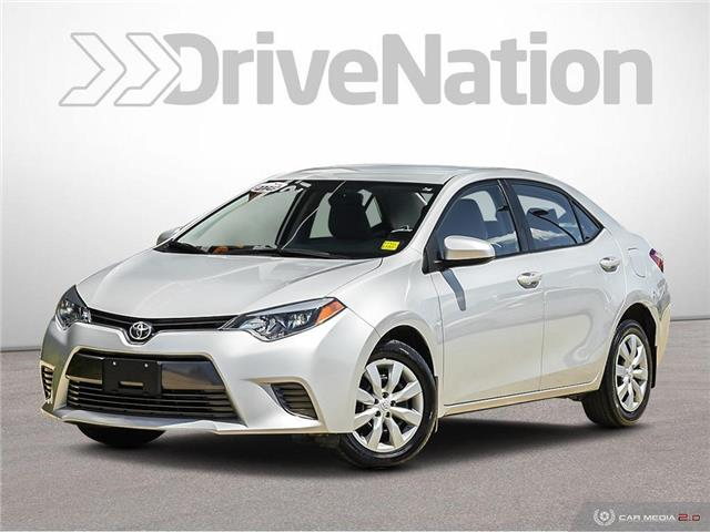 2016 Toyota Corolla LE (Stk: WE342) in Edmonton - Image 1 of 27