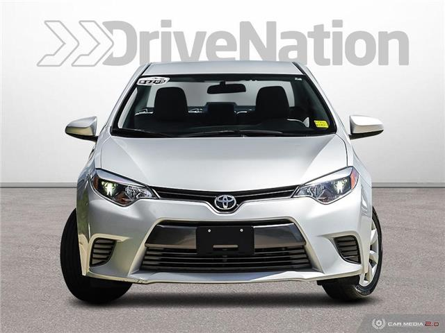 2016 Toyota Corolla LE (Stk: WE342) in Edmonton - Image 2 of 27