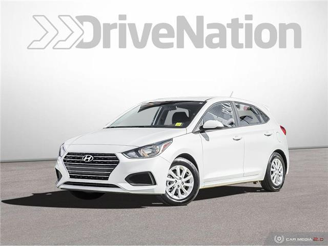 2019 Hyundai Accent Preferred (Stk: WE357) in Edmonton - Image 1 of 27