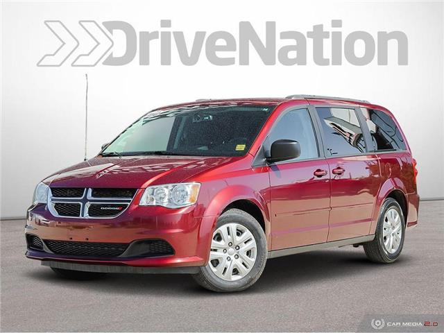 2017 Dodge Grand Caravan CVP/SXT (Stk: WE339) in Edmonton - Image 1 of 27