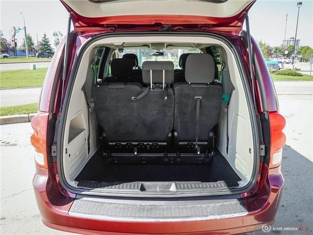 2017 Dodge Grand Caravan CVP/SXT (Stk: WE339) in Edmonton - Image 11 of 27