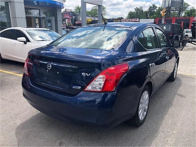 2012 Nissan Versa 1.6 SV (Stk: 82054a) in Toronto - Image 6 of 10