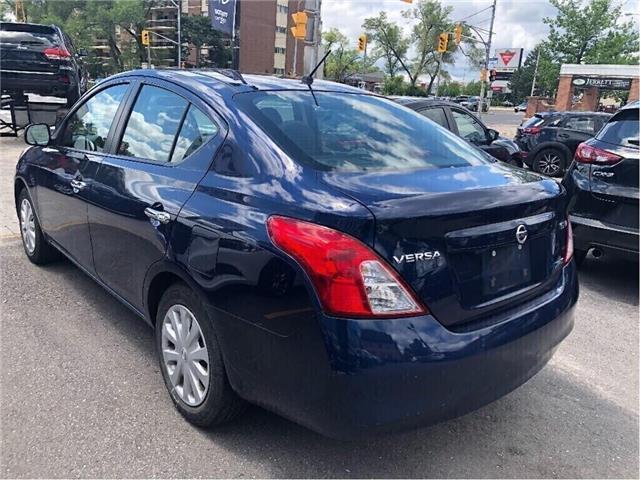 2012 Nissan Versa 1.6 SV (Stk: 82054a) in Toronto - Image 8 of 10