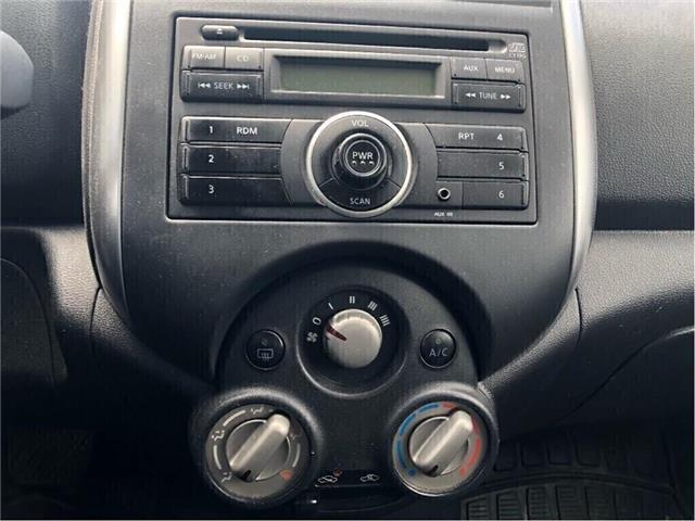 2012 Nissan Versa 1.6 SV (Stk: 82054a) in Toronto - Image 10 of 10