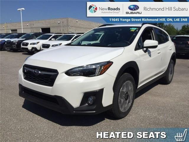 2019 Subaru Crosstrek  Sport CVT w/EyeSight Pkg (Stk: 32775) in RICHMOND HILL - Image 1 of 22