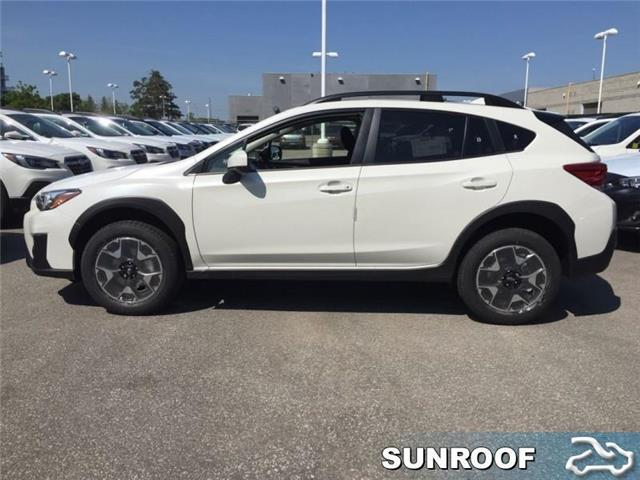 2019 Subaru Crosstrek  Sport CVT w/EyeSight Pkg (Stk: 32775) in RICHMOND HILL - Image 2 of 22