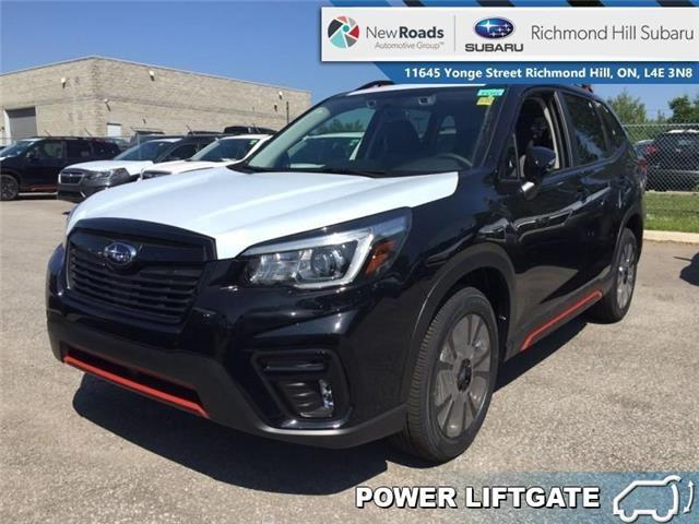 2019 Subaru Forester Sport Eyesight CVT (Stk: 32773) in RICHMOND HILL - Image 1 of 23