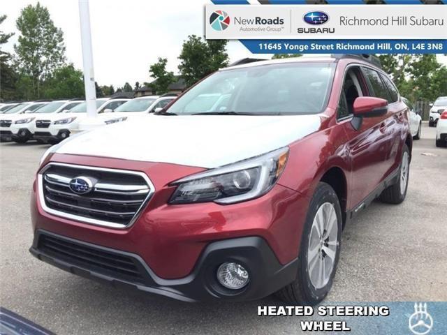 2019 Subaru Outback 2.5i Limited Eyesight CVT (Stk: 32780) in RICHMOND HILL - Image 1 of 21