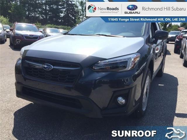 2019 Subaru Crosstrek  Sport CVT w/EyeSight Pkg (Stk: 32787) in RICHMOND HILL - Image 1 of 22