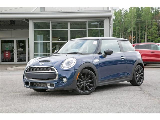 2015 MINI 3 Door Cooper S (Stk: A1226) in Gatineau - Image 1 of 28