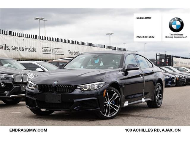 2020 BMW 440i xDrive Gran Coupe  (Stk: 41080) in Ajax - Image 1 of 22