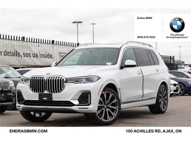 2019 BMW X7 xDrive40i (Stk: 70239) in Ajax - Image 1 of 21