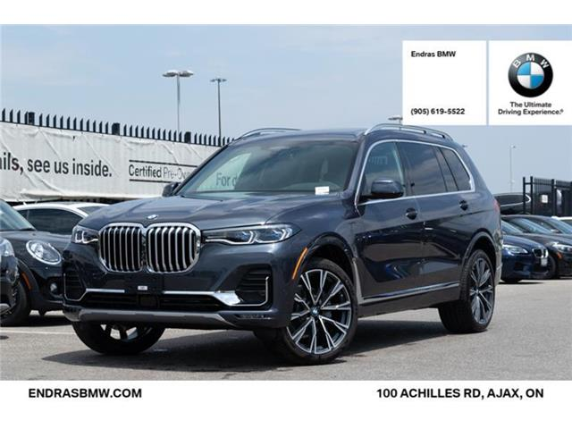 2019 BMW X7 xDrive40i (Stk: 70243) in Ajax - Image 1 of 22