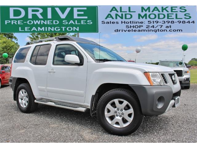 2012 Nissan Xterra S (Stk: D0099) in Leamington - Image 1 of 26