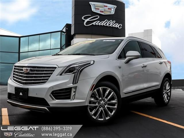 2017 Cadillac XT5 Platinum (Stk: 99575A) in Burlington - Image 1 of 26