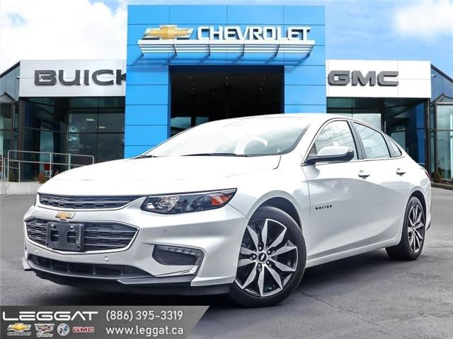 2016 Chevrolet Malibu 1LT (Stk: 91520A) in Burlington - Image 1 of 24