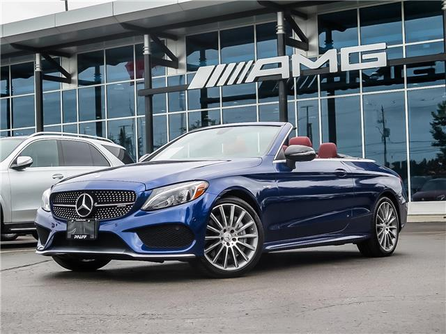 2017 Mercedes-Benz AMG C 43 Base (Stk: KU3705A) in Kitchener - Image 1 of 26