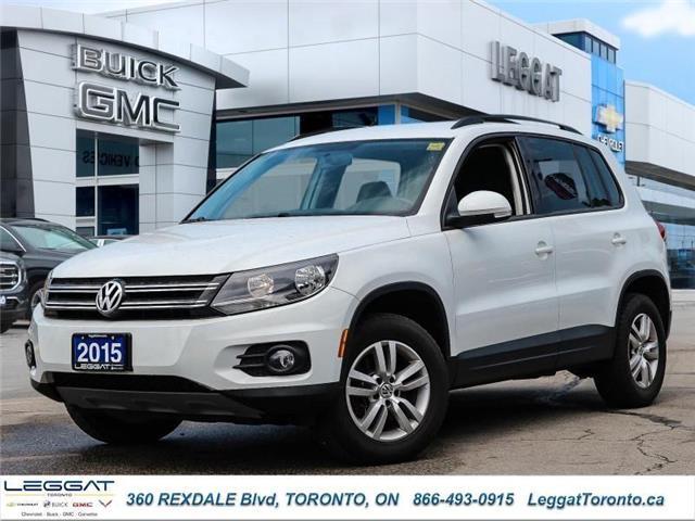 2015 Volkswagen Tiguan  (Stk: T11561) in Etobicoke - Image 1 of 26