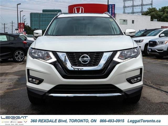 2018 Nissan Rogue SV (Stk: T11600) in Etobicoke - Image 2 of 28