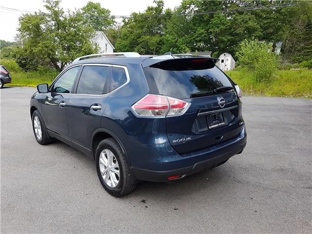 2016 Nissan Rogue SV (Stk: 00143) in Middle Sackville - Image 3 of 27