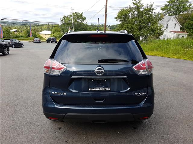 2016 Nissan Rogue SV (Stk: 00143) in Middle Sackville - Image 4 of 27