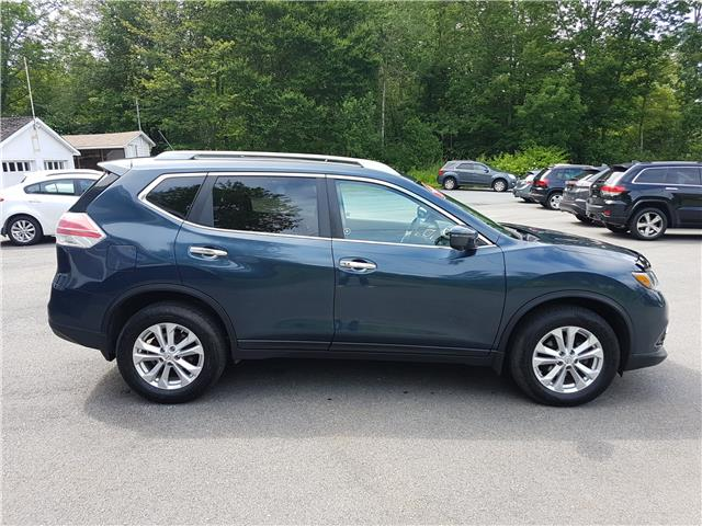 2016 Nissan Rogue SV AWD! NAV! ROOF! 360 CAMERA! at $22998