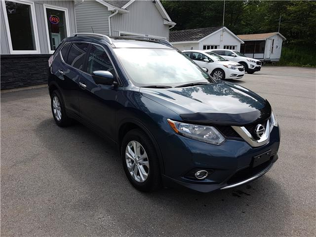 2016 Nissan Rogue SV (Stk: 00143) in Middle Sackville - Image 7 of 27