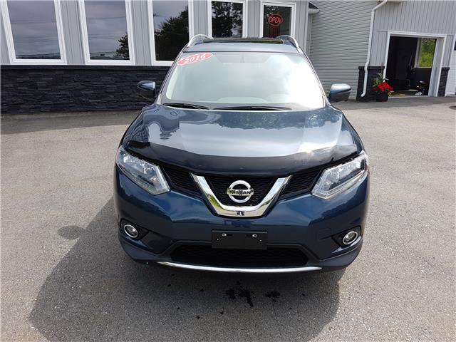 2016 Nissan Rogue SV (Stk: 00143) in Middle Sackville - Image 8 of 27