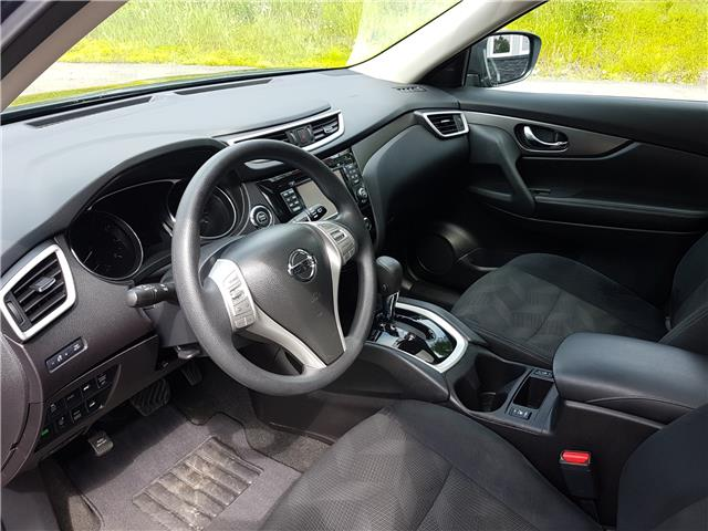 2016 Nissan Rogue SV (Stk: 00143) in Middle Sackville - Image 9 of 27