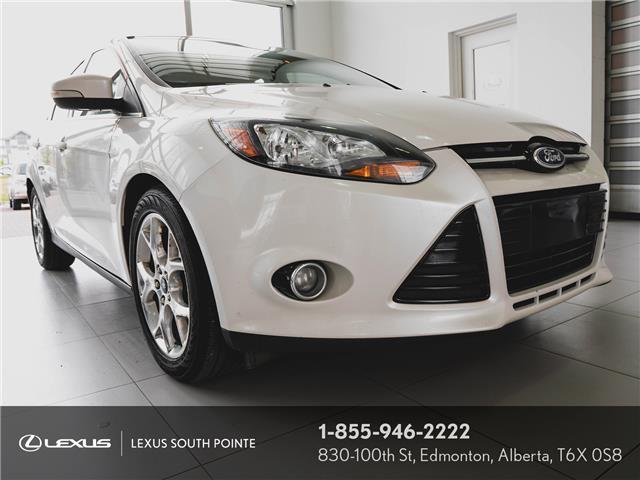 2013 Ford Focus Titanium (Stk: L900548A) in Edmonton - Image 1 of 19