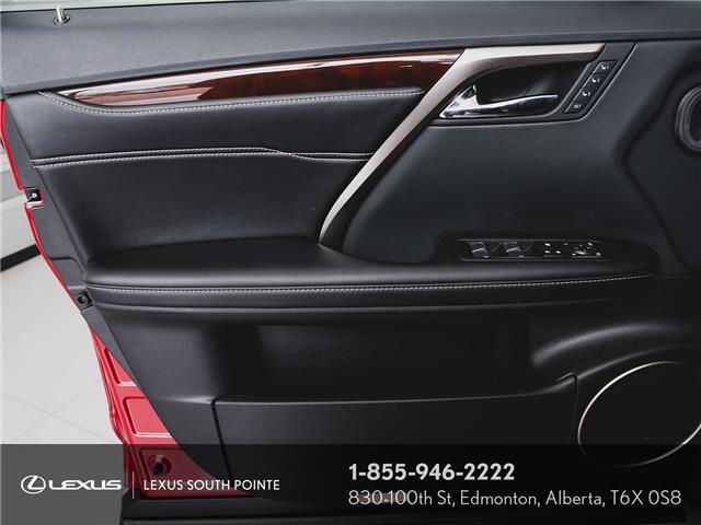 2018 Lexus RX 350 Base (Stk: L900491A) in Edmonton - Image 13 of 17