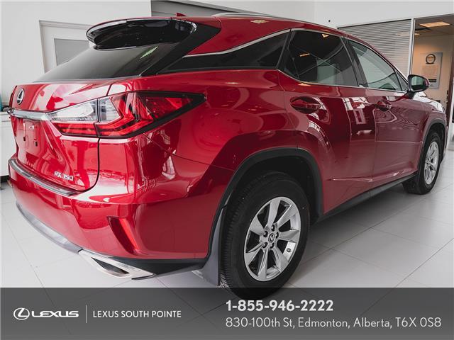 2018 Lexus RX 350 Base (Stk: L900491A) in Edmonton - Image 4 of 17