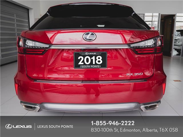 2018 Lexus RX 350 Base (Stk: L900491A) in Edmonton - Image 5 of 17