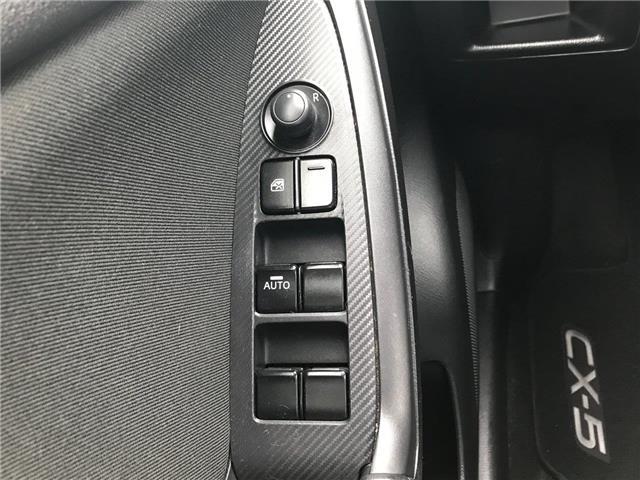 2016 Mazda CX-5 GS (Stk: P631001) in Saint John - Image 18 of 29