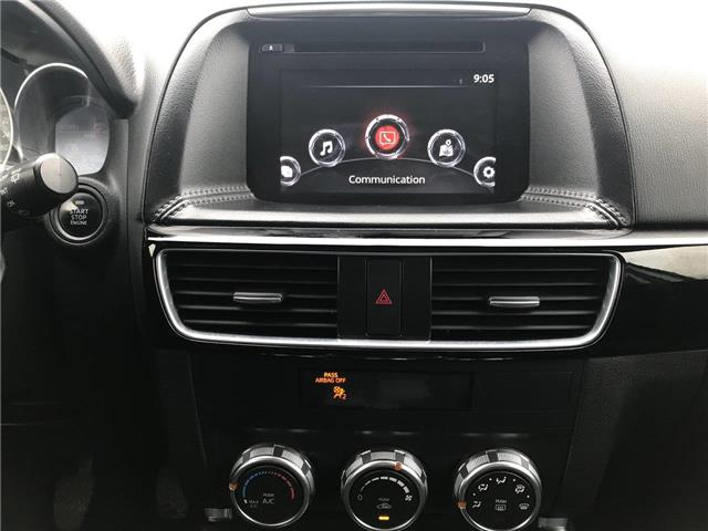 2016 Mazda CX-5 GS (Stk: P631001) in Saint John - Image 20 of 29