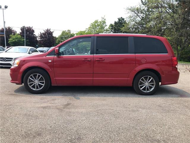 2014 Dodge Grand Caravan 30th Anniversary| Leather| Navi| Backup Cam (Stk: 5309) in Stoney Creek - Image 2 of 28