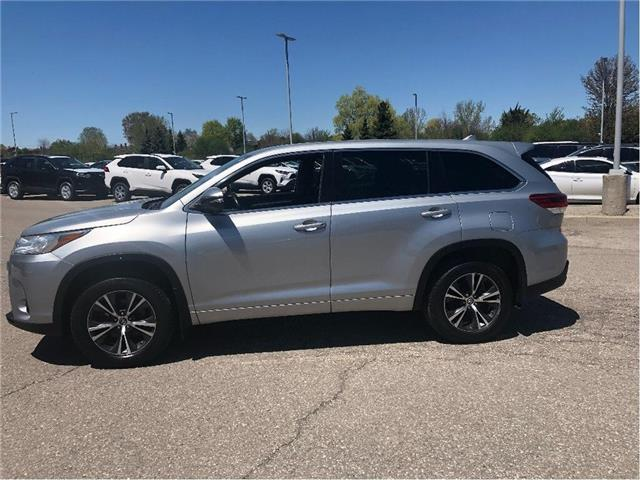 2017 Toyota Highlander  (Stk: u2538) in Vaughan - Image 2 of 17