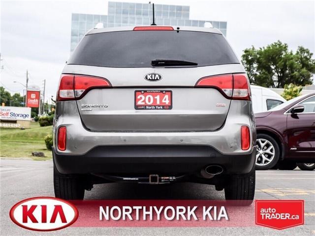 2014 Kia Sorento LX V6 (Stk: N2148A) in Toronto - Image 4 of 22