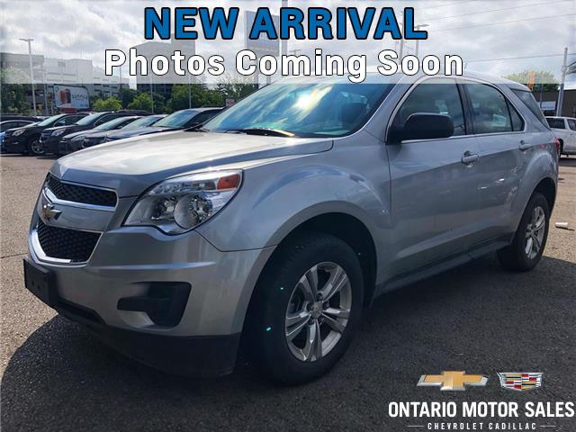 2015 Chevrolet Equinox LS (Stk: 277900A) in Oshawa - Image 1 of 9