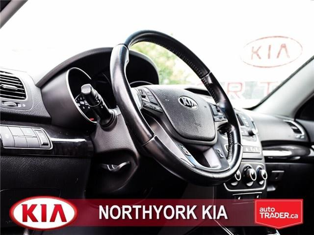 2014 Kia Sorento LX V6 (Stk: N2148A) in Toronto - Image 11 of 22