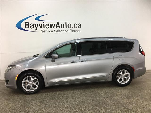 2018 Chrysler Pacifica Touring-L Plus (Stk: 35323W) in Belleville - Image 1 of 27