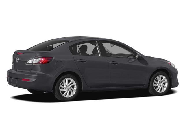 2012 Mazda Mazda3 GX (Stk: MU681) in Mont-Laurier - Image 1 of 3