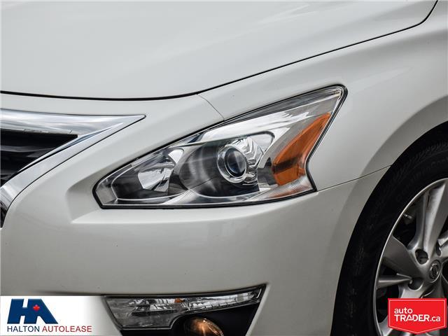 2015 Nissan Altima 2.5 SL (Stk: 310250) in Burlington - Image 9 of 21
