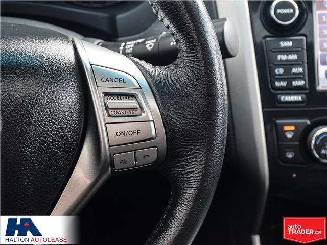 2015 Nissan Altima 2.5 SL (Stk: 310250) in Burlington - Image 17 of 21