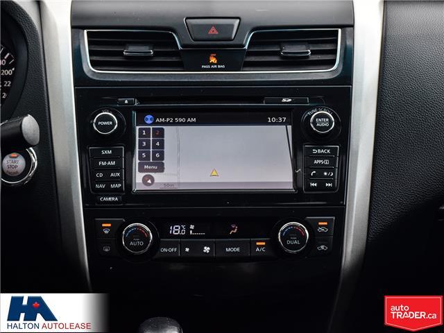 2015 Nissan Altima 2.5 SL (Stk: 310250) in Burlington - Image 19 of 21