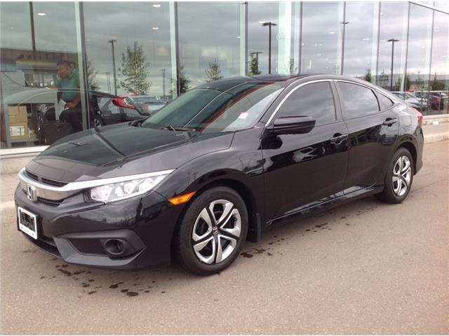 2017 Honda Civic LX (Stk: I191194A) in Mississauga - Image 1 of 12